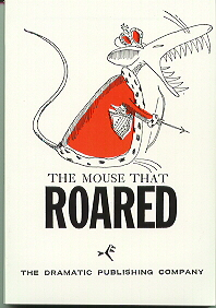 the mouse that roared play character list